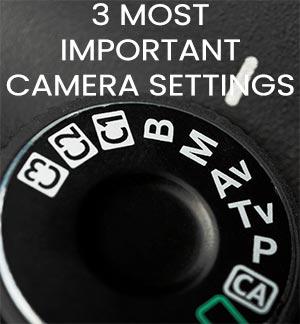 camera dial