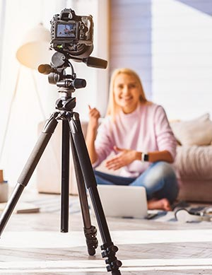 How To Look Comfortable In Videos