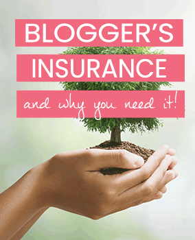 Why you need blogger's insurance!