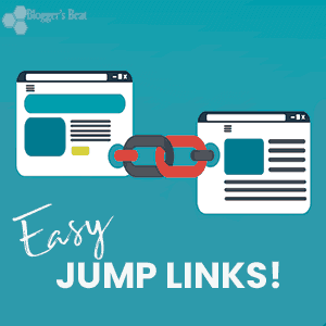 Creating Jump Links feature